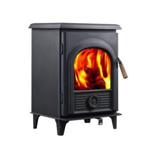 HiFlame Epa Approved Wood Burning Stove HF905U, Small