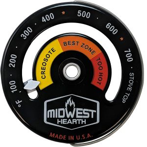 Midwest Hearth stove thermostat